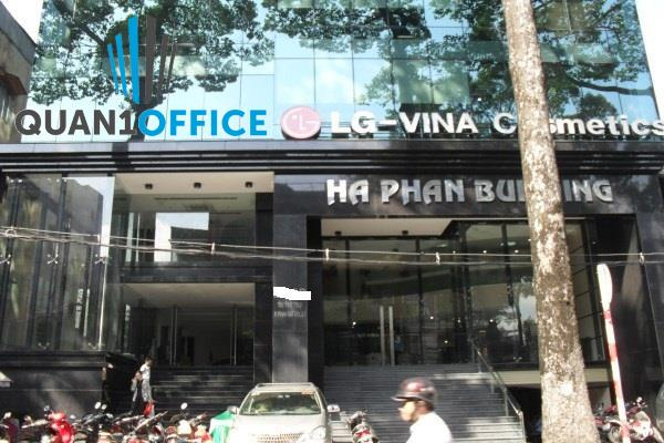 văn phòng cho thuê quận 1 - cao ốc  HÀ PHAN