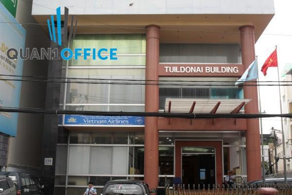 văn phòng cho thuê quận 1 - cao ốc TUILDONAI