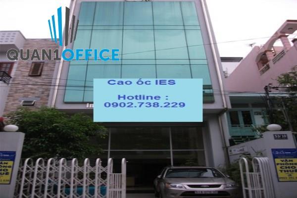 văn phòng cho thuê quận 1 - cao ốc IES