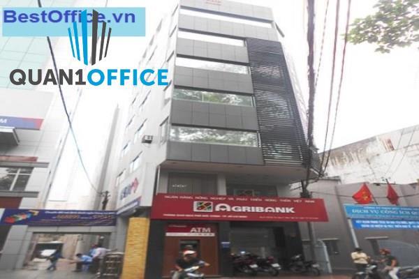 văn phòng cho thuê quận 1 - cao ốc THANH NHÀN