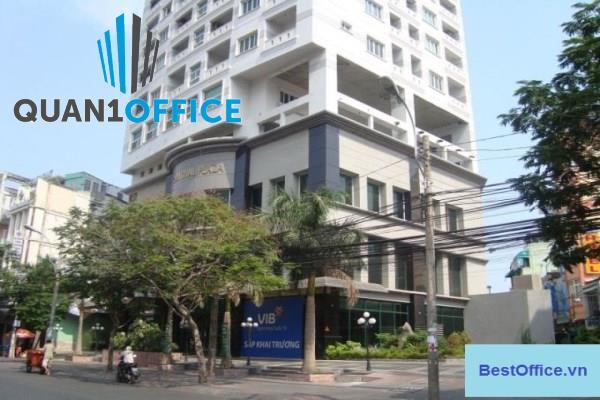 văn phòng cho thuê quận 1 - cao ốc INTERNATIONAL PLAZA