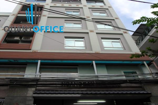 văn phòng cho thuê quận 1 - cao ốc HOÀNG ĐAN