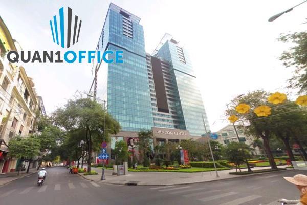 văn phòng cho thuê quận 1 - cao ốc VINCOM CENTER