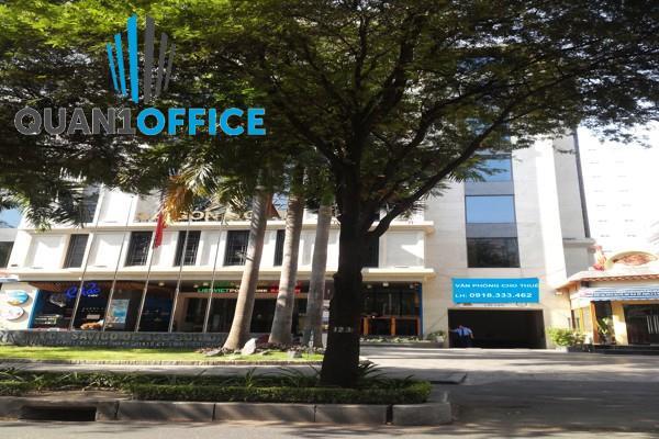 văn phòng cho thuê quận 1 - cao ốc HMTC SAVICO