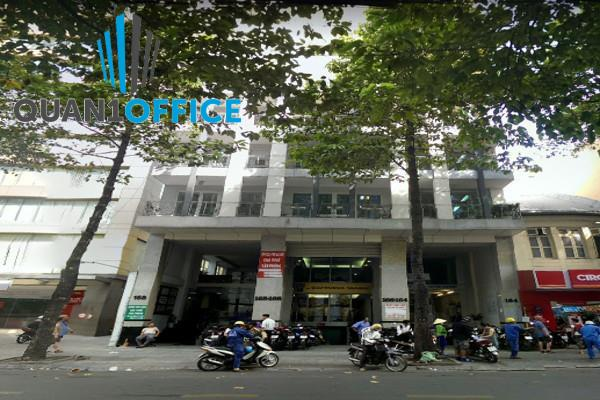 CAO ỐC GOLDEN SEA BUILDING 2